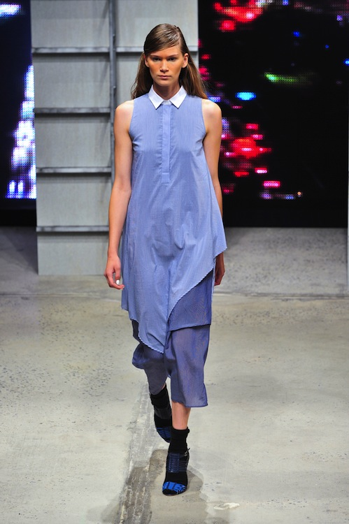 Band of Outsiders SS 2014