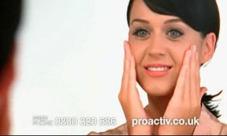 Katy Perry for Proactiv (July 2012)