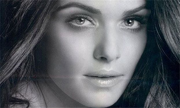 Rachel Weisz for L'Oreal (January 2012)