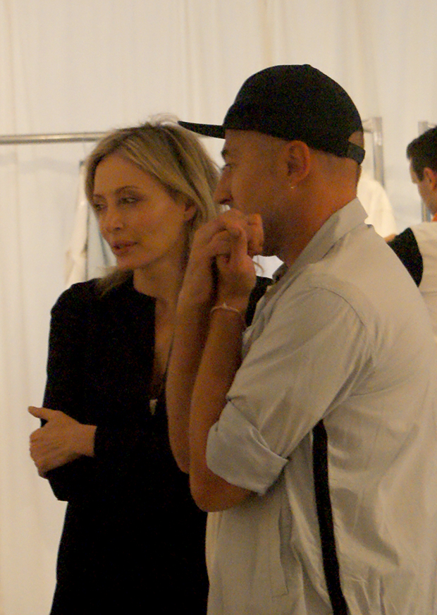 Lubov Azria weighs in on the beauty looks