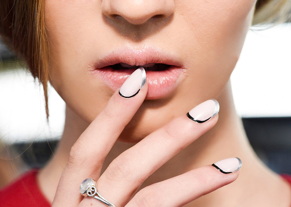 The French Manicure