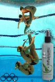 The Best Hair Treatment for Synchronized Swimmers
