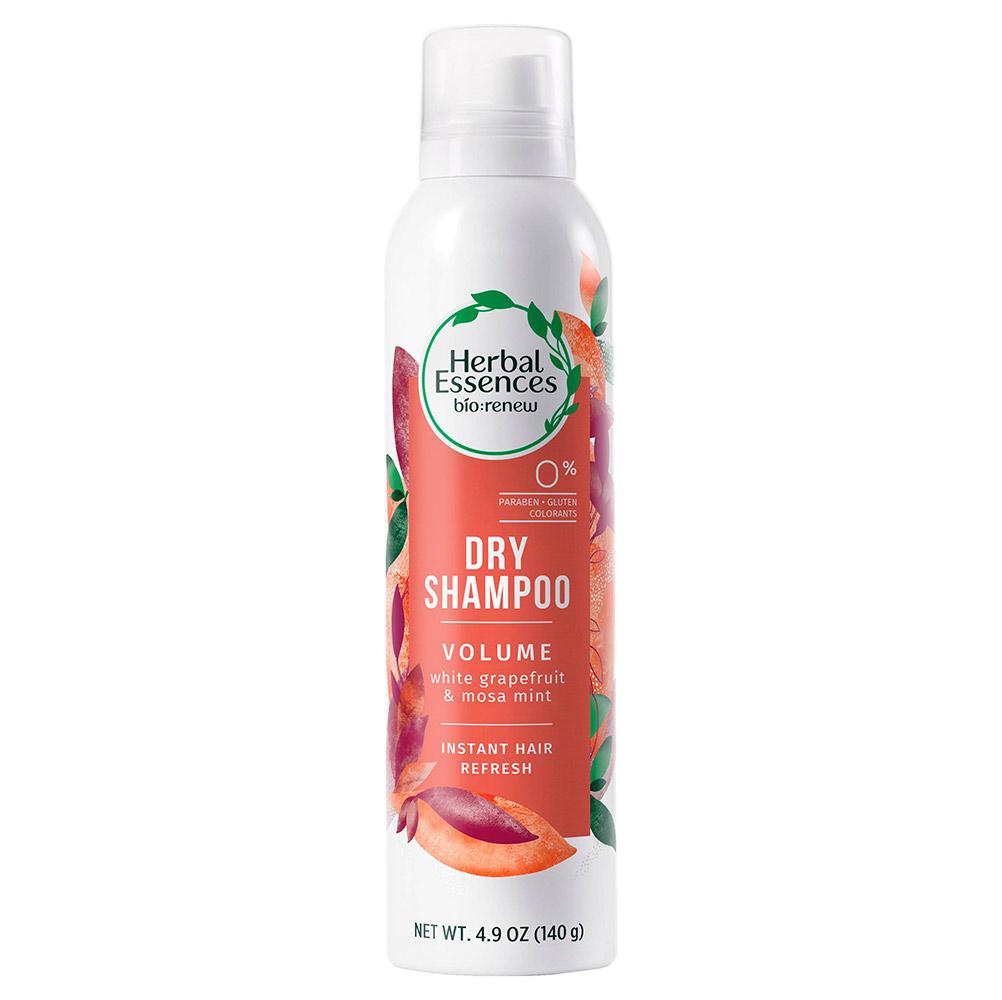 Worst Dry Shampoo: Herbal Essences