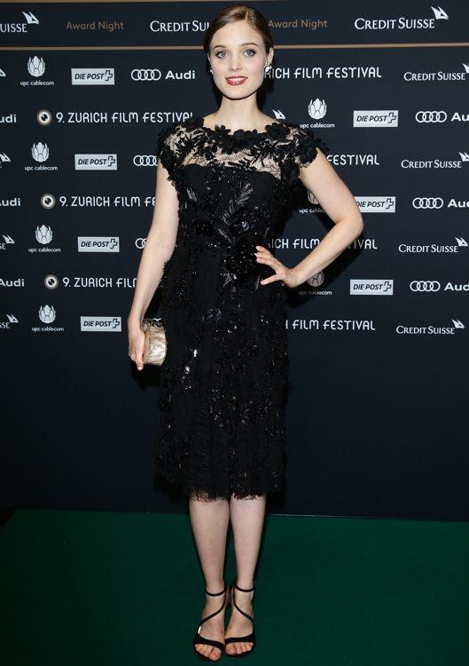 Bella Heathcote at the Zurich Film Festival Award Night 2013