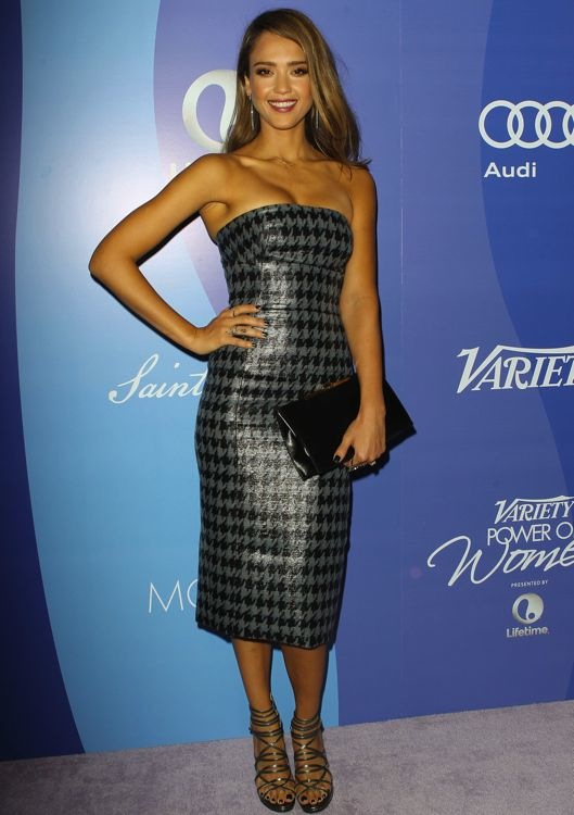 Jessica Alba at Variety's 5th Annual Power of Women Event