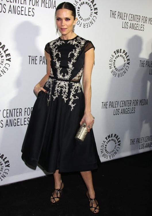 Katie Aselton at The Paley Center for Media Los Angeles Benefit Gala