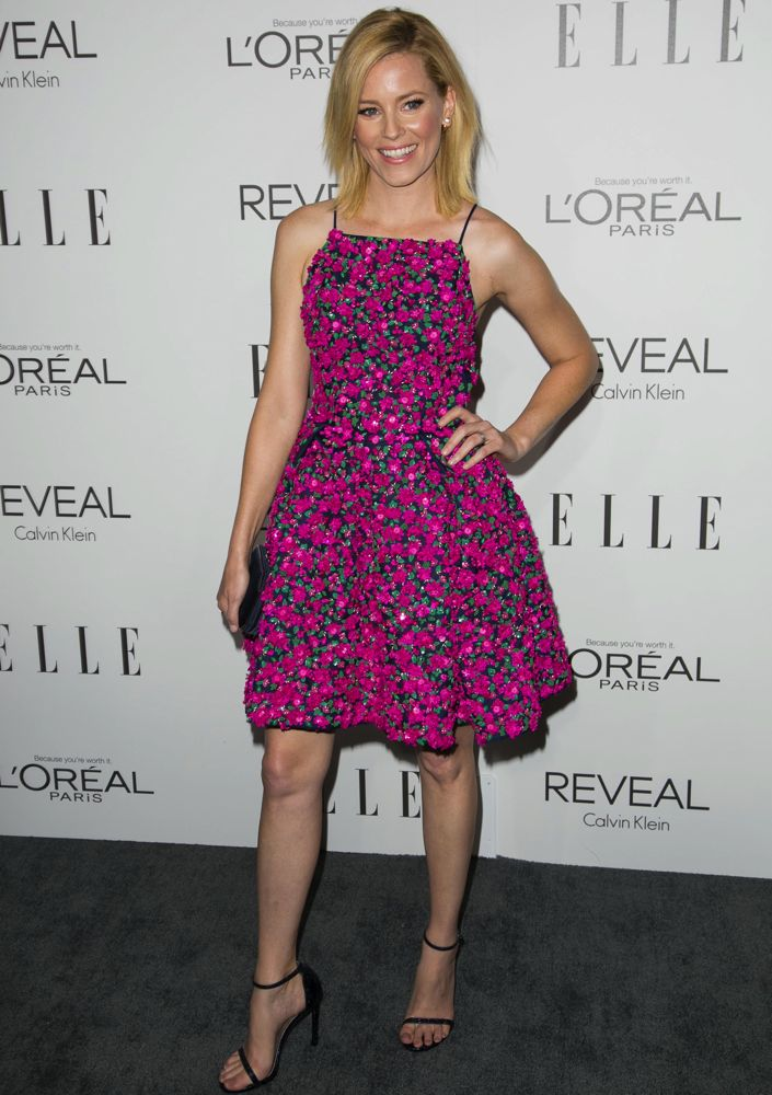 Elizabeth Banks at ELLE's 21st Annual Women in Hollywood Celebration
