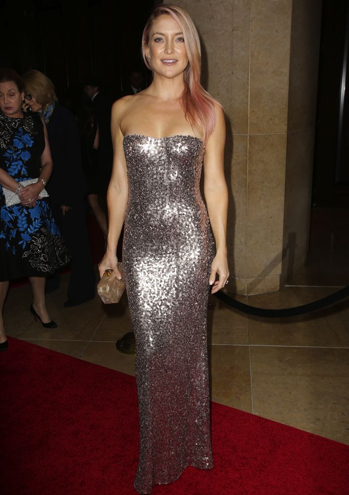 Kate Hudson at the 28th American Cinematheque Award Ceremony