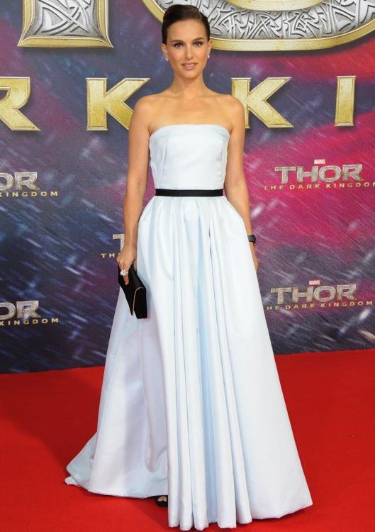 Natalie Portman at the Berlin Premiere of Thor: The Dark World