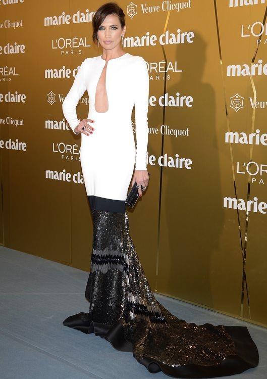 Nieves Alvarez at the Marie Claire Prix de la Moda Awards 2013
