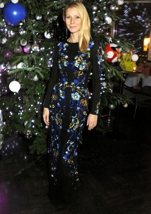 Gwyneth Paltrow at the Kids Company Dinner