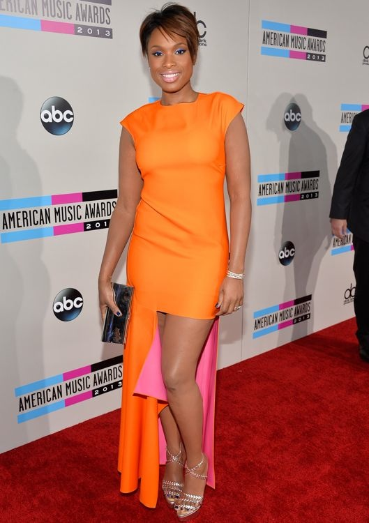 Jennifer Hudson at the 2013 American Music Awards