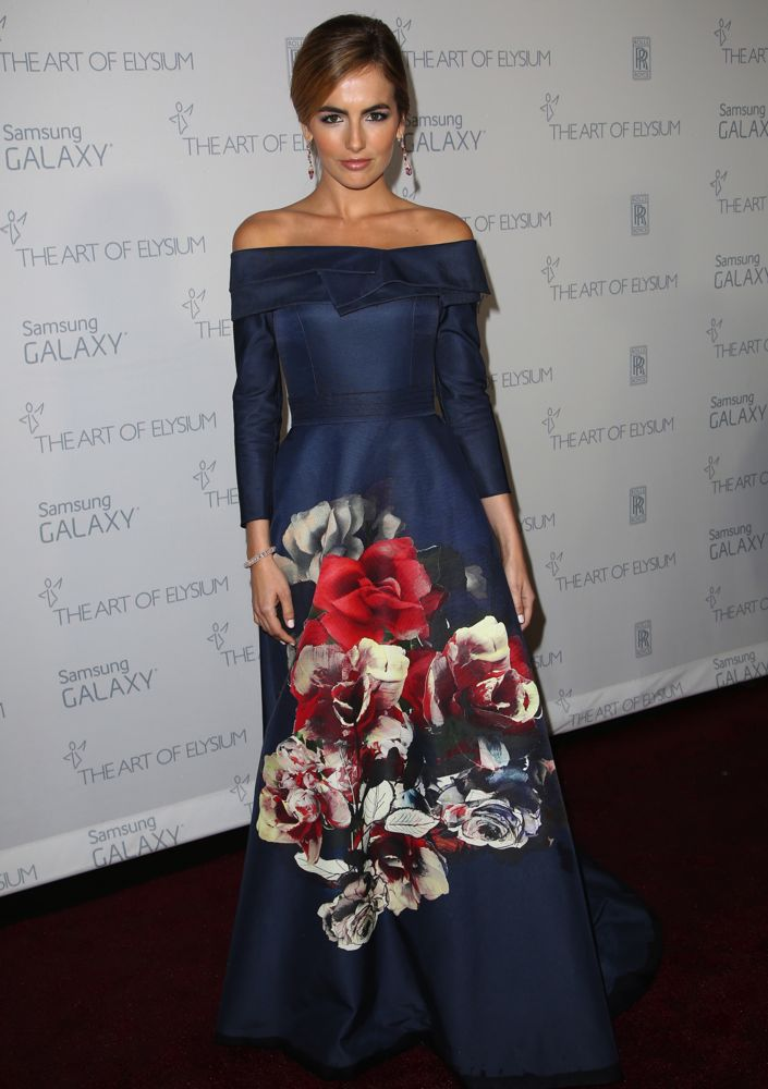 Camilla Belle at The Art of Elysium 8th Annual Heaven Gala