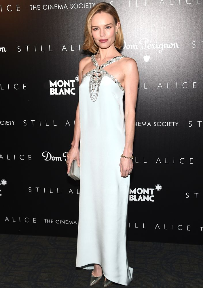 Kate Bosworth at a New York Screening of Still Alice