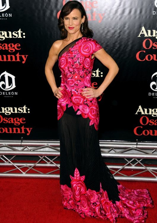 Juliette Lewis at the New York Premiere of August: Osage County