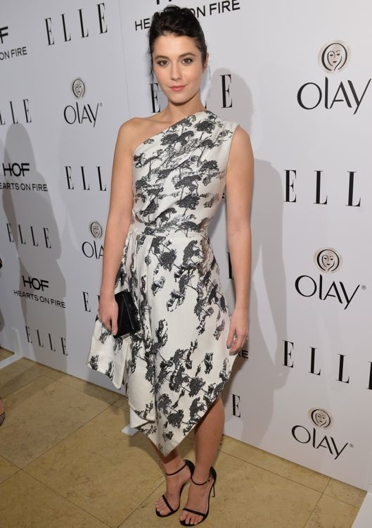 Mary Elizabeth Winstead at ELLE's Annual Women in Television Celebration