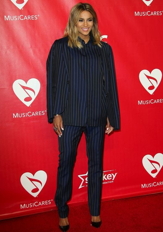 Ciara at the 2014 MusiCares Person of the Year Gala Honoring Carole King