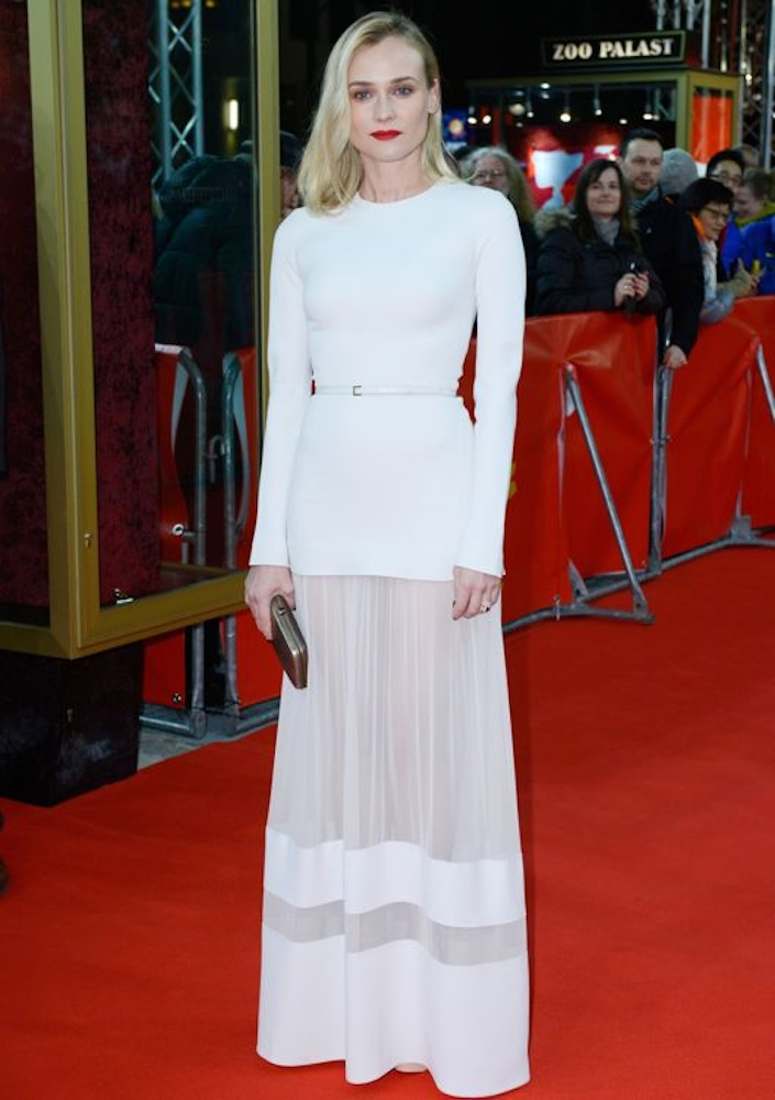 Diane Kruger at the 64th Berlinale International Film Festival Premiere of The Better Angels