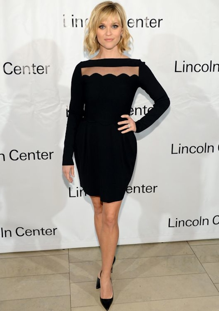 Reese Witherspoon at the Great American Songbook Event Honoring Bryan Lourd