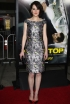Michelle Dockery at the Los Angeles Premiere of Non-Stop