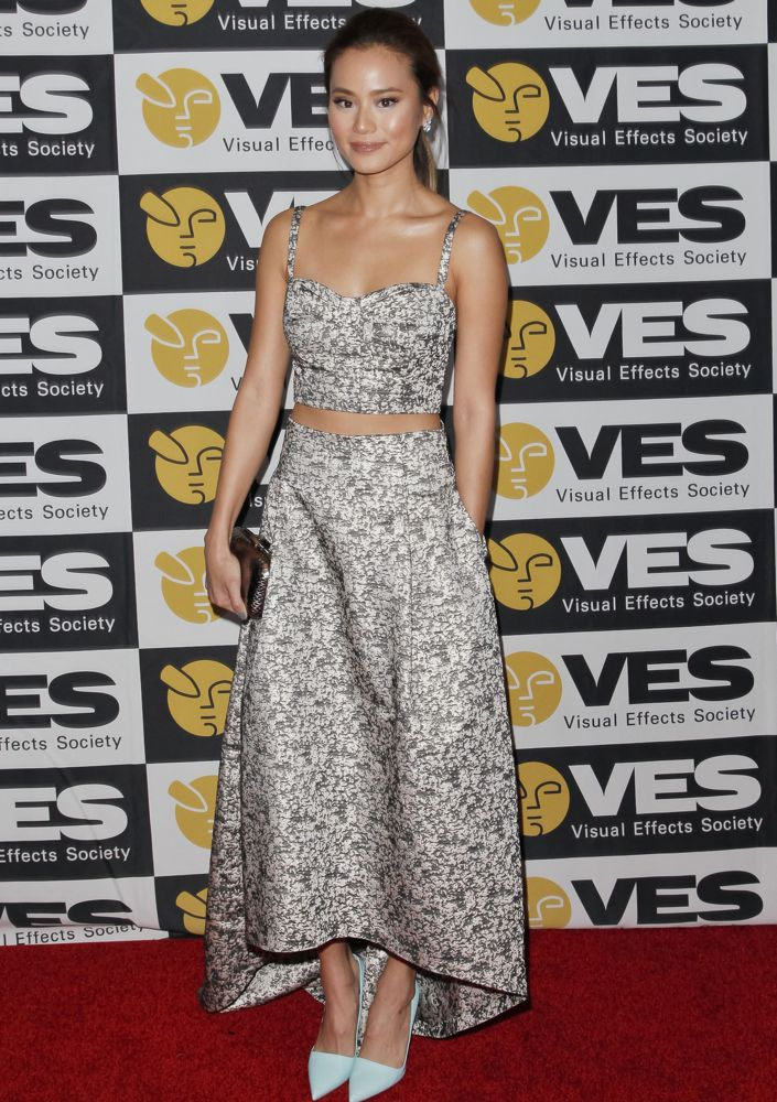Jamie Chung at the 13th Annual VES Awards
