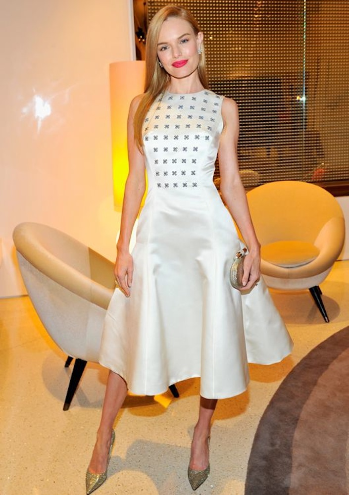 Kate Bosworth at the CHOO.08° Launch