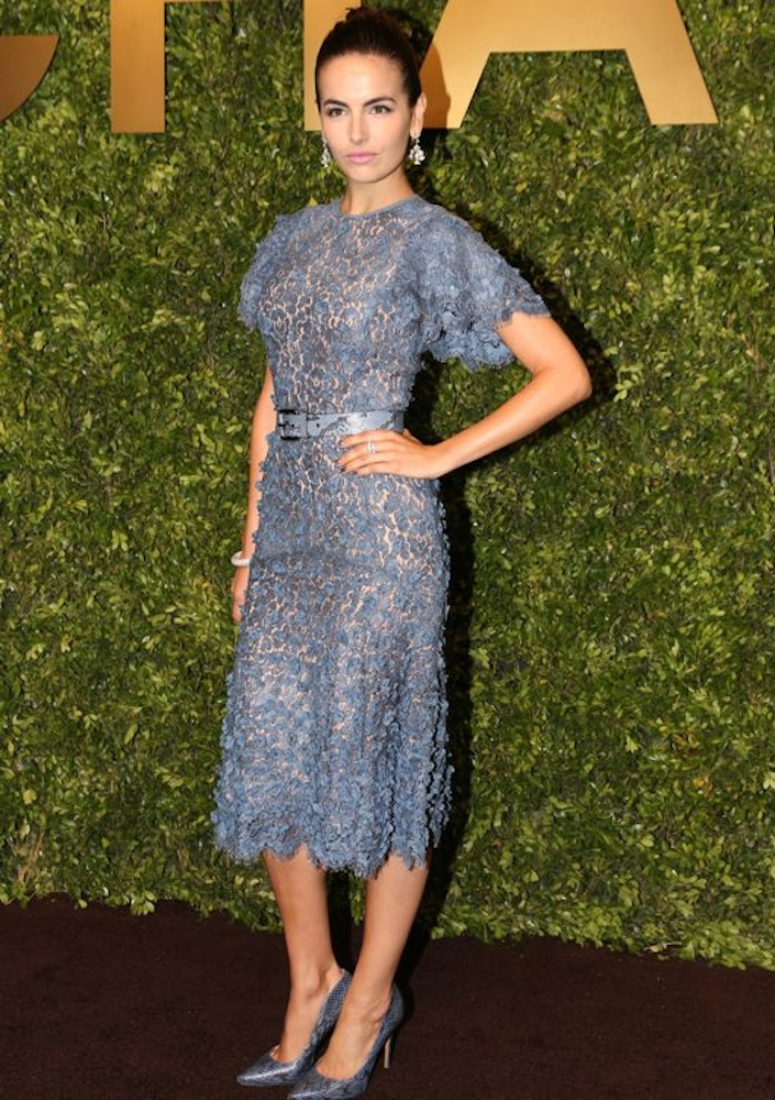 Camilla Belle at the Michael Kors Jet Set Experience