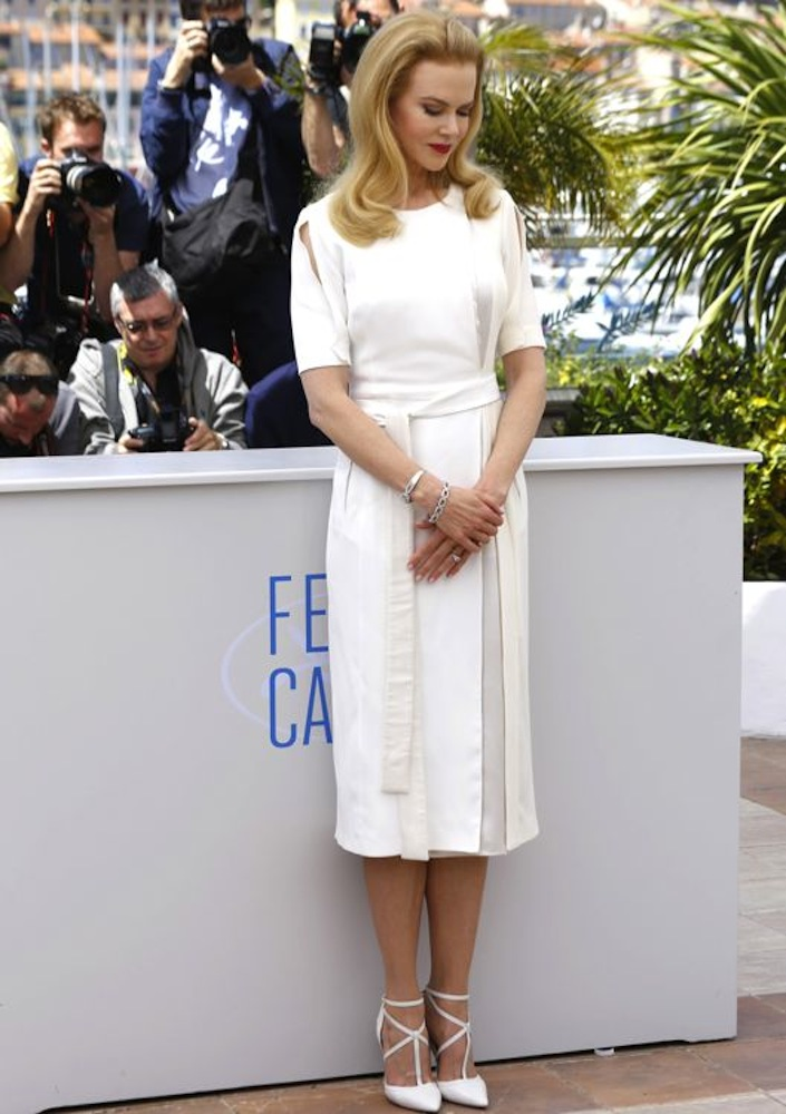 Nicole Kidman at the 67th Annual Cannes International Film Festival Photocall for Grace of Monaco