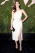 Emmy Rossum at the Lanvin and Living Beauty Host An Evening of Fashion Event