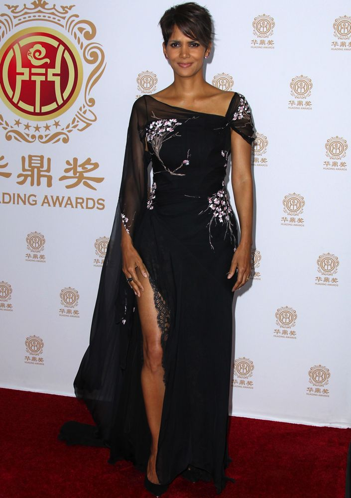 Halle Berry at the 2014 Huading Film Awards