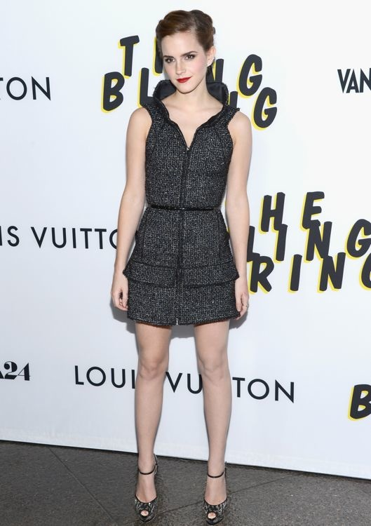 Emma Watson at the Los Angeles Premiere of The Bling Ring