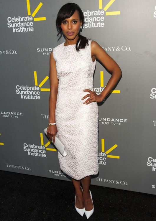 Kerry Washington at the 2013 Celebrate Sundance Institute Los Angeles Benefit