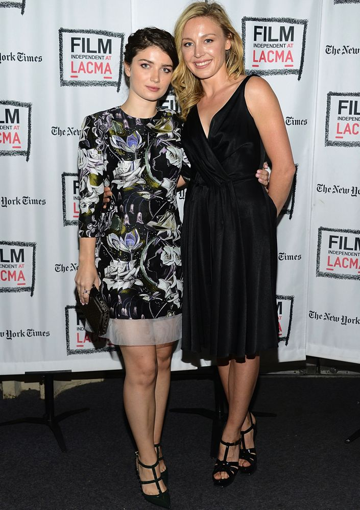 Eve Hewson at the Film Independent Screening and Q&A of The Knick