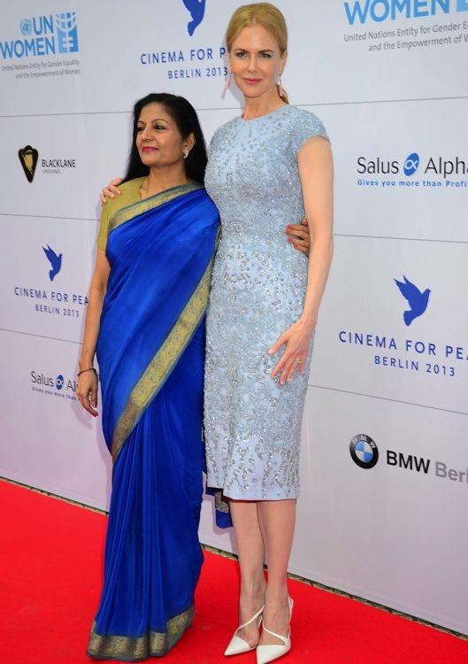 Nicole Kidman at the Cinema for Peace UN Women Honorary Dinner