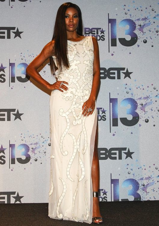 Gabrielle Union at the 2013 BET Awards