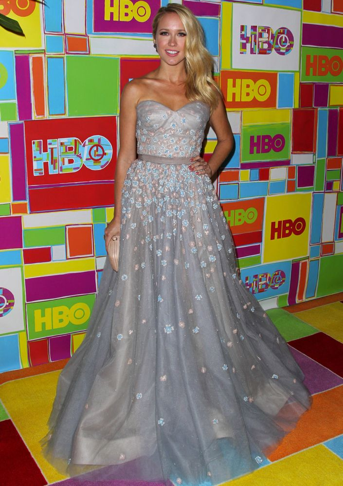 Anna Camp at the HBO 2014 Emmy After-Party