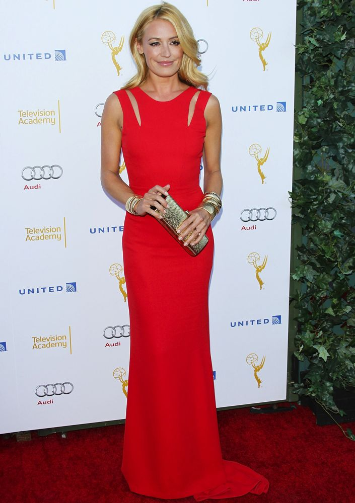 Cat Deeley at the 2014 Television Academy Performers Nominee Reception