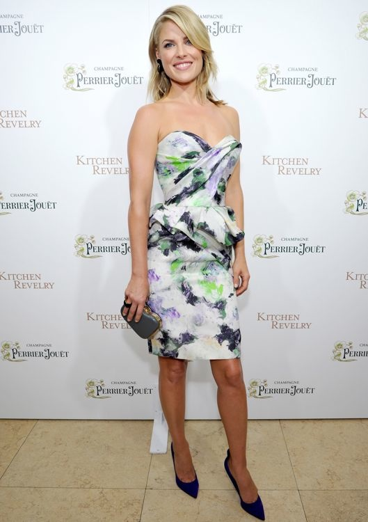 Ali Larter at the Kitchen Revelry Cookbook Release Party