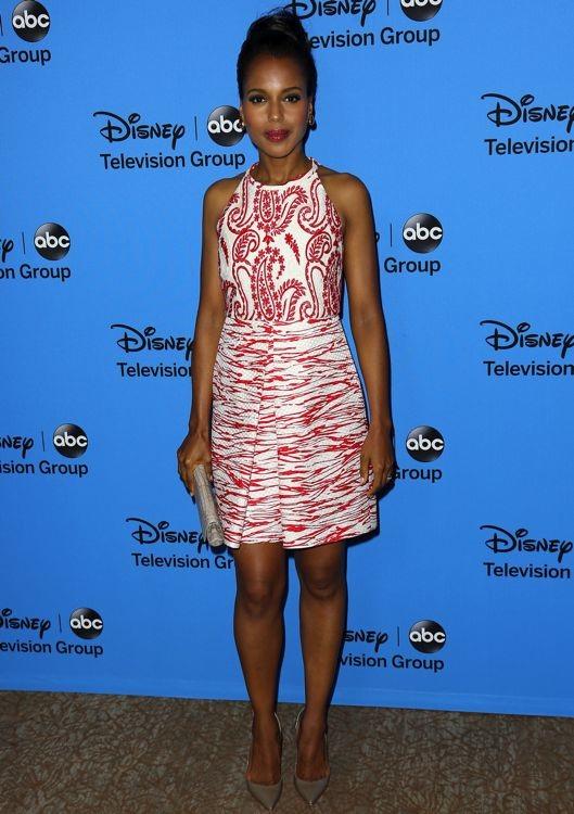 Kerry Washington at the Disney/ABC 2013 TCA Summer Press Tour Party