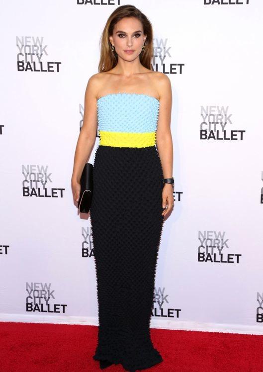 Natalie Portman at the New York City Ballet 2013 Fall Gala