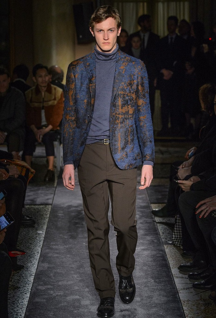 Boglioli Men's Fall 2016