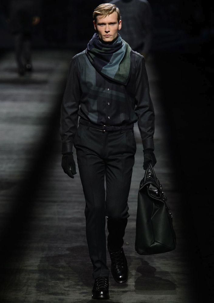 Brioni Men's Fall 2016