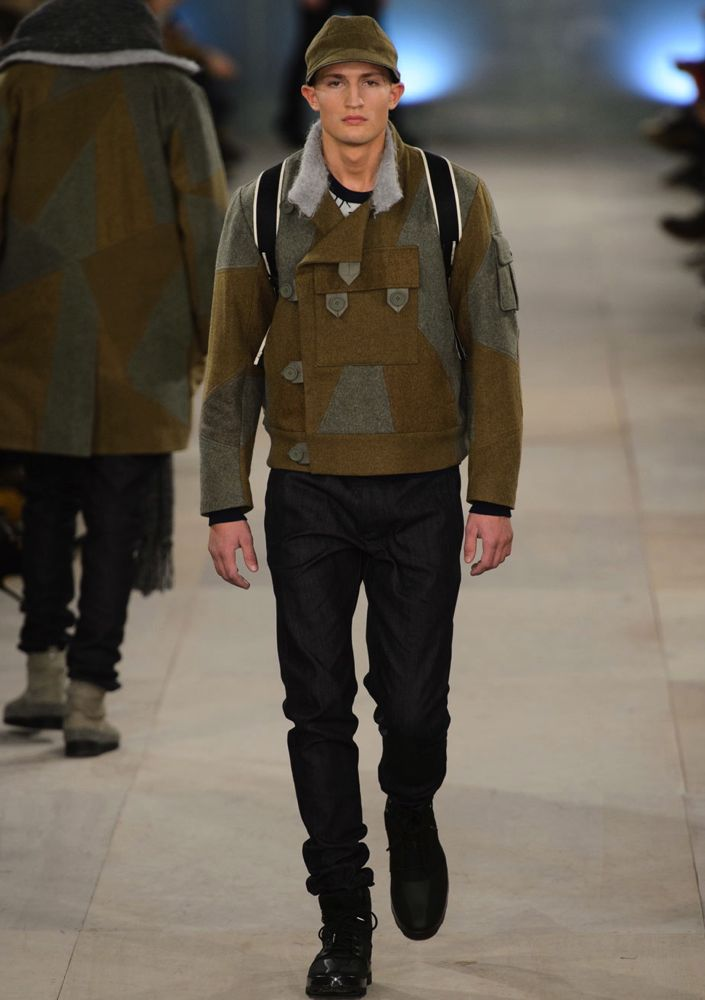 Christopher Raeburn Men's Fall 2016