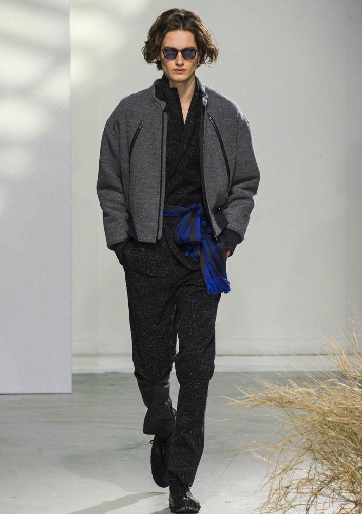 Issey Miyake Men's Fall 2016