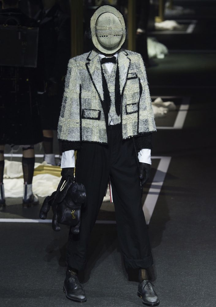 Thom Browne Men's Fall 2016