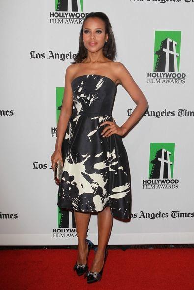 Kerry Washington at the 16th Annual Hollywood Film Awards Gala