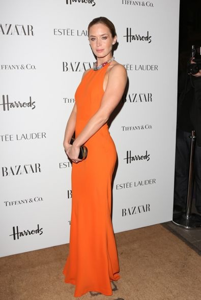 Emily Blunt at Harper's Bazaar Women of the Year Awards