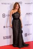 Jennifer Lopez at the UNESCO Charity Gala