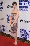Anne Hathaway at the Museum of the Moving Image