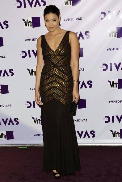 Jordin Sparks at the VH1 Divas 2012 Event